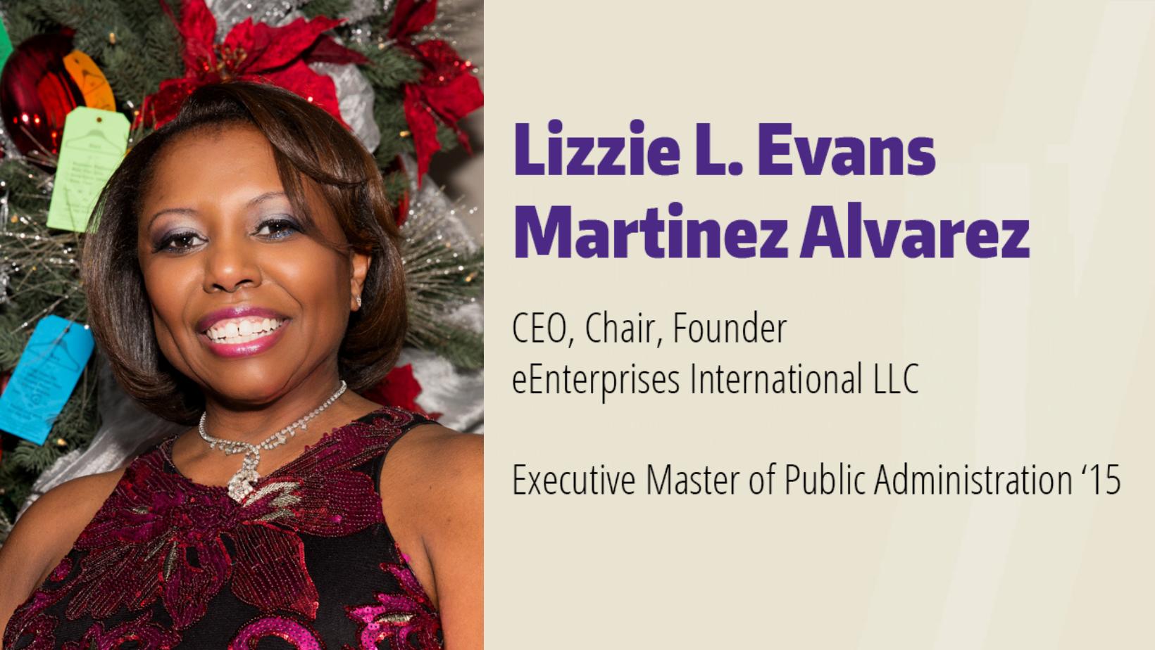 Lizzie L. Evans Martinez Alvarez