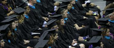 Evans School Graduation