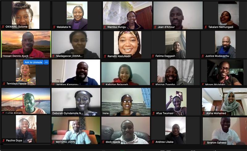 International Program in Public Health Leadership Cohort Four